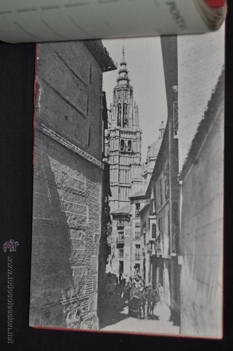 Postales: CARNET POSTAL RECUERDO DE TOLEDO. SERIE II. ED. ABELARDO LINARES. 20 TARJETAS - Foto 17 - 46306812