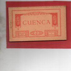 Postales: CUENCA. BLOC 20 POSTALES. COMPLETO. Lote 46602132