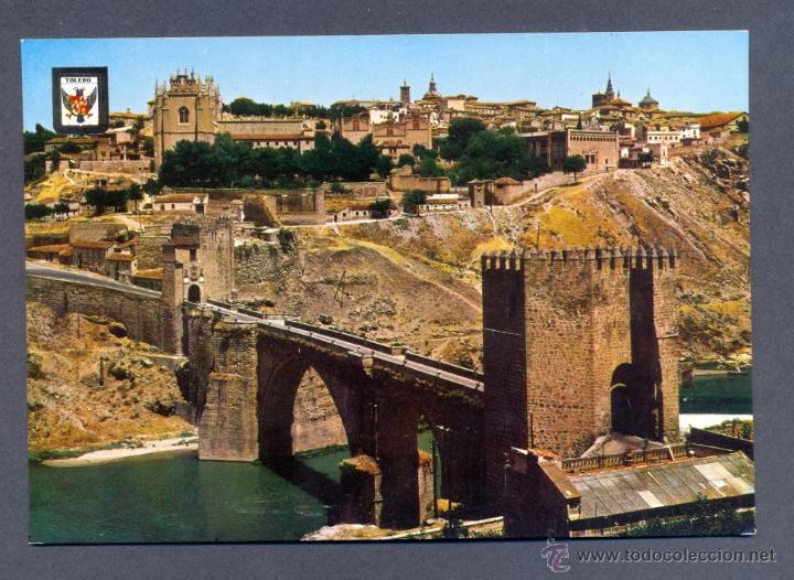 TOLEDO. PUENTE DE SAN MARTIN (Postales - España - Castilla la Mancha Moderna (desde 1940))