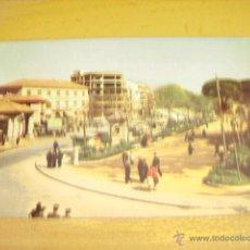 Postales: TALAVERA DE LA REINA ( TOLEDO ) PASEO DEL PRADO Y AVD. GENERAL YAGUE. Lote 47182654