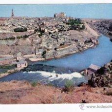Postales: TOLEDO - VISTA PARCIAL (CIRCULADA 1961). Lote 11513462