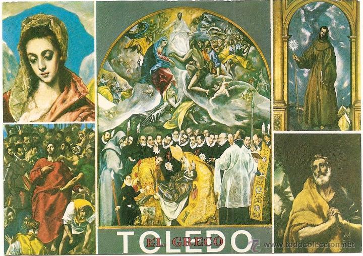 Postales: LOTE 9 POSTALES DE TOLEDO. VER LISTADO Y FOTOGRAFÍAS. - Foto 2 - 47267751