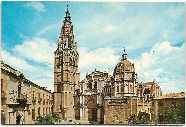Postales: LOTE 9 POSTALES DE TOLEDO. VER LISTADO Y FOTOGRAFÍAS. - Foto 8 - 47267751