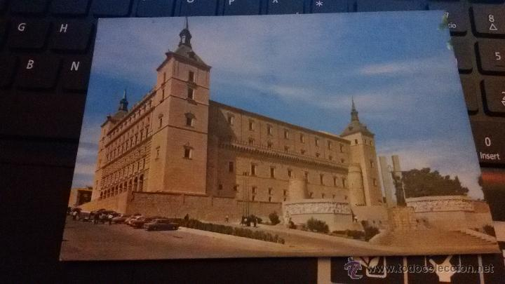 POSTAL VISTA GENERAL ALCAZAR DE TOLEDO - Nº1307 (Postales - España - Castilla la Mancha Moderna (desde 1940))