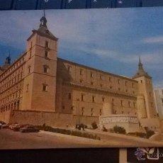 Postales: POSTAL VISTA GENERAL ALCAZAR DE TOLEDO - Nº1307. Lote 47536905