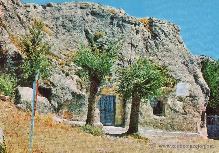 Alcolea Del Pinar Casa De Piedra Hostal Mav Comprar Postales