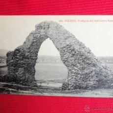 Postcards - VESTIGIOS DEL ANFITEATRO ROMANO - TOLEDO - 47936742