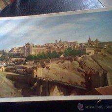 Cartes Postales: PUENTE SAN MARTIN Nº 8 TOLEDO ESCRITA H.A.E. *B33 . Lote 48352791
