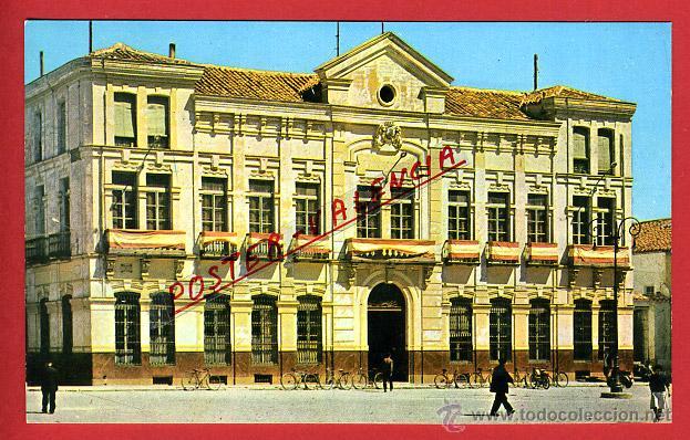 POSTAL TOMELLOSO, CIUDAD REAL, EXCMO. AYUNTAMIENTO, P97801 (Postales - España - Castilla La Mancha Antigua (hasta 1939))