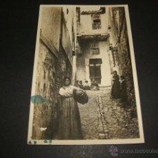 Postales: TOLEDO POSTAL FOTOGRAFICA CALLE TIPICA. Lote 48520773