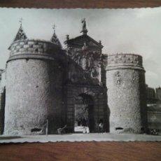 Postales: LOTE DE 10 POSTALES ANTIGUAS DE TOLEDO.. Lote 48568321