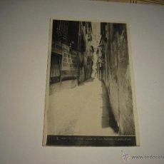 Postales: TOLEDO. CALLE DE SAN MARCOS. FOTO LINARES. Lote 48722764