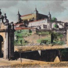 Postales: P- 874. POSTAL COLOREADA DE TOLEDO. EL ALCAZAR.. Lote 48850986