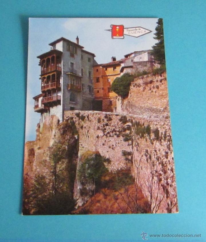 POSTAL CASAS COLGADAS. CUENCA (Postales - España - Castilla la Mancha Moderna (desde 1940))