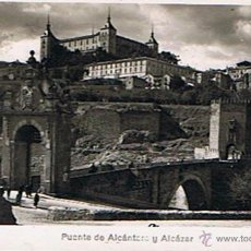 Postales: ANTIGUA TARJETA POSTAL DE TOLEDO Nº 100 . Lote 49546081
