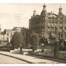Cartes Postales: ALBACETE Nº 16 .- PLAZA DEL CAUDILLO .- EDICIONES ARTISTICAS .- CIRCULADA . Lote 49606617