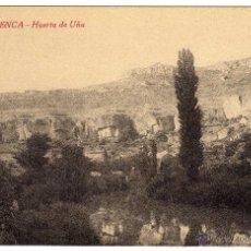 Postales: BONITA POSTAL - CUENCA - HUERTA DE UÑA . Lote 50615914