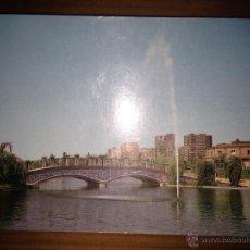 Postales: ANTIGUA POSTAL TALAVERA DE LA REINA - TOLEDO - LAGO DEL PARQUE - ED ARRIBAS. Lote 50725961