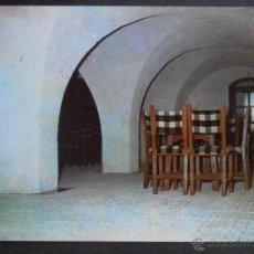 """Postales: (35840)POSTAL SIN CIRCULAR,""""CUEVAS DE MASAGÓ"""" (RESTAURANTE),ALCALA DEL JUCAR,ALBACETE,CASTILLA LA MA. Lote 50941283"""