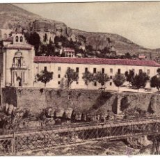 Postales: BONITA POSTAL - CUENCA - S. PABLO - FOTO NARVÁEZ. Lote 51084890