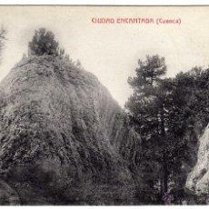 Postales: BONITA POSTAL - CUENCA - CIUDAD ENCANTADA . Lote 51085162