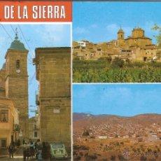 Postales: ELCHE DE LA SIERRA (ALBACETE), DIVERSOS ASPECTOS - ESCUDO DE ORO Nº 4 - CIRCULADA. Lote 51488103