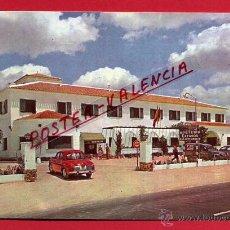 Postales: POSTAL MOTILLA DEL PALANCAR, CUENCA, HOSTERIA CATASUS, P81235. Lote 51959130