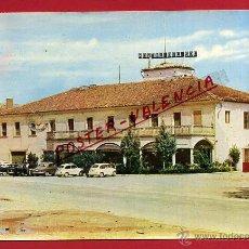 Postales: POSTAL MOTILLA DEL PALANCAR, CUENCA, HOSTAL DEL SOL, P81236. Lote 51959144