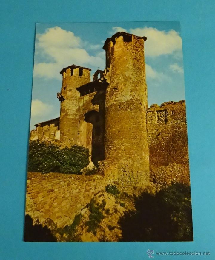 TORRES GEMELAS. CASTILLO. SIGÜENZA (Postales - España - Castilla la Mancha Moderna (desde 1940))