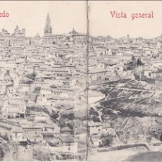Postales: P- 3035. POSTAL TOLEDO PANORAMICA. CASTAÑEIRA Y ALVAREZ. Nº 401.. Lote 52474313