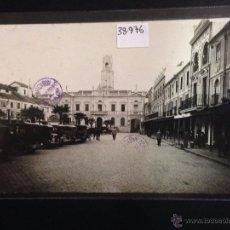 Postales: CIUDAD REAL - AYUNTAMIENTO - FOTOGRAFICA SELLO EN SECO ROISIN - VER REVERSO - (38976). Lote 52967029