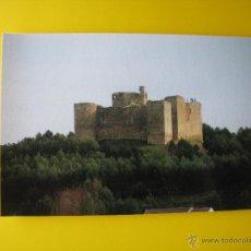Postales: CIFUENTES: CASTILLO DE DON JUAN MANUEL. S. XIV. (SIN USAR). Lote 53090508