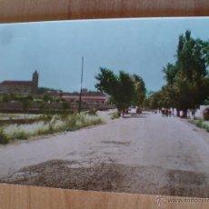 Cartes Postales: POSTAL COLOREADA DE CIUDAD REAL - VILLARTA DE SAN JUAN - VISTA - EDITA MATA - ALCAZAR. Lote 53151840