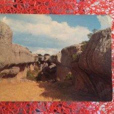 Cartes Postales: 12 CUENCA CIUDAD ENCANTADA 1967. ED. AQUILINO PARDO (INIESTA). Lote 53167159