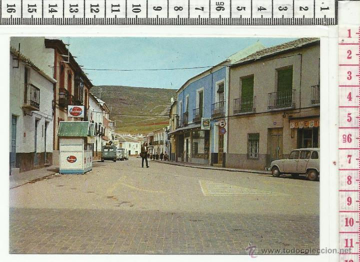 11.475 TARJETA POSTAL, LOS MARTIRES, MORAL DE CALATRAVA, CLESA, HELADOS AVIDESA, 2CV, 4L,CIUDAD REAL (Postales - España - Castilla la Mancha Moderna (desde 1940))