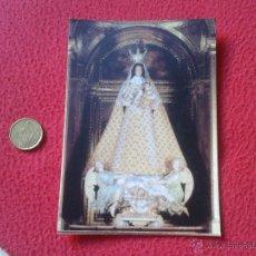Postales: TARJETA POSTAL POST CARD CATEDRAL DE CUENCA VIRGEN DEL SAGRARIO. VER FOTO/S Y DESCRIPCION NO ESCRITA. Lote 54571178