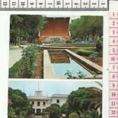 Postales: 11.570 TARJETA POSTAL, AUDITORIO, FUENTE LUMINOSA, PASEO SAN GREGORIO, PUERTOLLANO, CIUDAD REAL. Lote 54604097