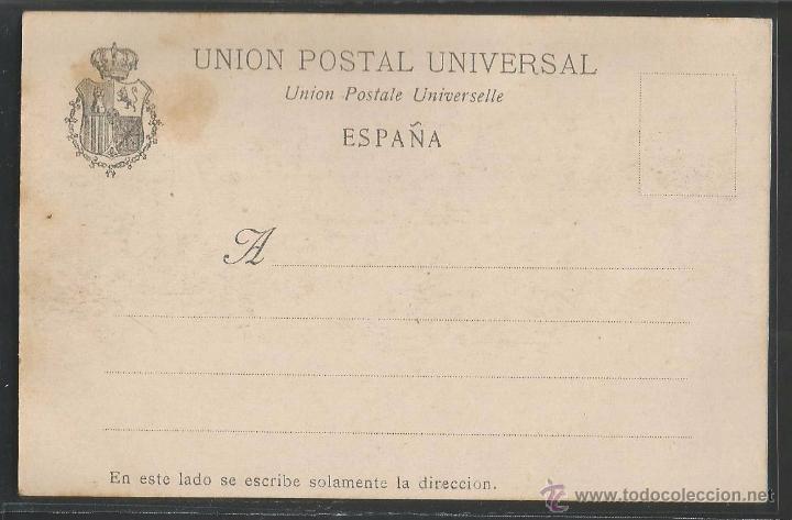 Postales: TOLEDO - EL TAJO Y DEL CASTILLO DE SAN SERVANDO - ESTEREOSCOPICA - VER REVERSO SIN DIVIDIR - (41706) - Foto 2 - 54746749