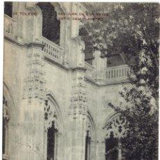 Postales: PS5562 TOLEDO 'SAN JUAN DE LOS REYES - PATIO DEL CLAUSTRO'. M.H. SIN CIRCULAR. Lote 46782241