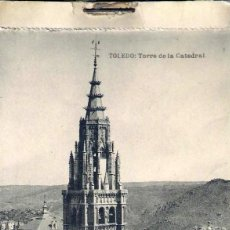 Postales: 13 TARJETAS POSTALES DE TOLEDO. Lote 55060950