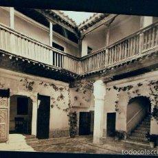Postales: TOLEDO - PATIO DE LA CASA DEL GRECO - ED. LUIS ARRIBAS - POSTAL NUEVA SIN CIRCULAR. Lote 55295192