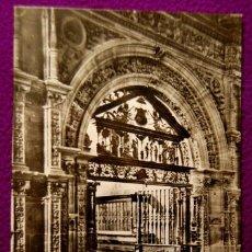 Postales: POSTAL DE CUENCA. Nº24 INTERIOR DE LA CATEDRAL. AÑOS 50.. Lote 55355238
