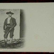 Postales: TOLEDO, HORTELANO DE LA PROVINCIA (CASTILLA LA NUEVA), FOT. LAURENT, SIGLO XIX SERIE B Nº 30, SIN CI. Lote 55369367