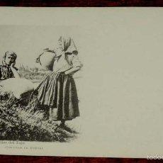 Postales: TOLEDO, A ORILLAS DEL TAJO (CASTILLA LA NUEVA), FOT. LAURENT, SIGLO XIX SERIE B Nº 28, SIN CIRCULAR . Lote 55369422