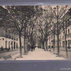 Postales: TARJETA POSTAL DE ALBACETE - PASEO ALFONSO XII. 3. L.ROISIN. Lote 55391430