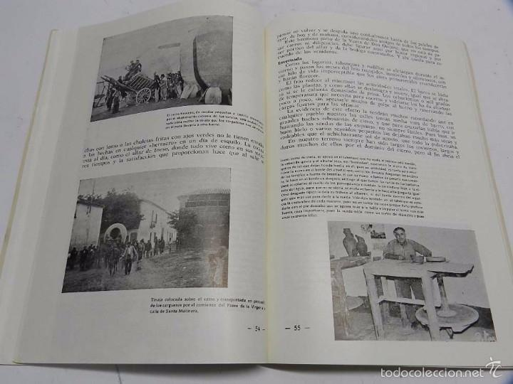 Postales: HOMBRES, LUGARES Y COSAS DE LA MANCHA, DEDICADO A LA ALFARERIA MANCHEGA, POR RAFAEL MAZUECOS, HORNO - Foto 2 - 56116455