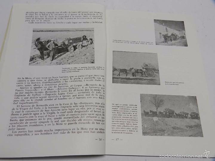Postales: HOMBRES, LUGARES Y COSAS DE LA MANCHA, DEDICADO A LA ALFARERIA MANCHEGA, POR RAFAEL MAZUECOS, HORNO - Foto 5 - 56116455