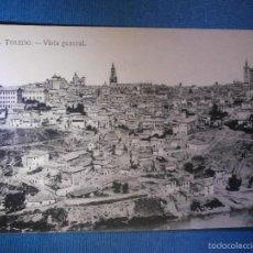Postales: POSTAL - ESPAÑA - TOLEDO - 1 - VISTA GENERAL - ABELARDO LINARES- NUEVA, SIN ESCRIBIR NI CIRCULAR -. Lote 56220062