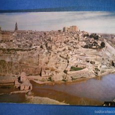 Postales: POSTAL - ESPAÑA - TOLEDO - VISTA GENERAL - EDICIONES IBERIA - NUEVA. Lote 56221188