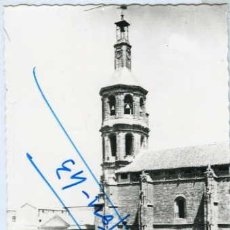 Postales: VALDEPEÑAS (CIUDAD REAL). PLAZA DE ESPAÑA Y PARROQUIA DE LA ASUNCION. ED. ARRIBAS Nº 1. FOTOGRAFICA.. Lote 56653103